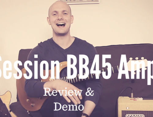 Session Blues Baby 45 Guitar Amp – User Review