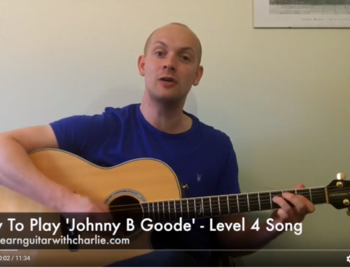 How To Play 'Johnny B. Goode' – Guitar Lesson